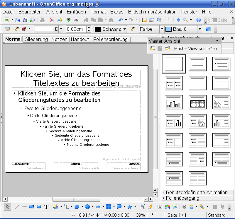 OpenOffice, Hilfe und Tutorial